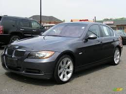 2006 Sparkling Graphite Metallic BMW 3 Series 330xi Sedan ...
