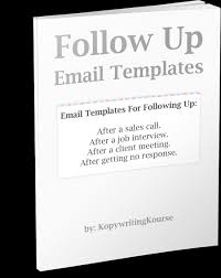 How To Write A Follow Up Email That Works With Templates