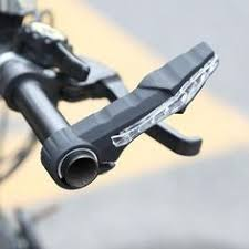 <b>1Pair Bicycle Handlebar</b> Bike Bar Ends Paired MTB Small Auxiliary ...