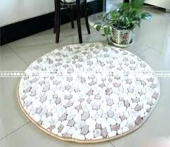 round grey bath mat gray bathroom rugs small charcoal rug mats