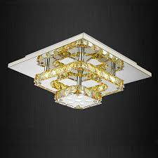 best small ceiling chandelier modern led crystal small ceiling lights flush mount light fixtures