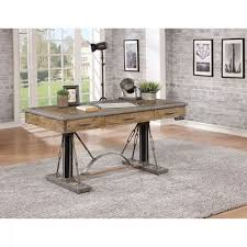 long desks for home office. Artisan Revival 60-Inch Sit And Stand Desk Long Desks For Home Office R