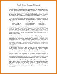 How To Write A Resume Summary That Grabs Attention Blue Sky It