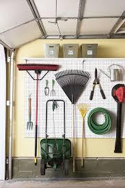 gardening tool storage ideas