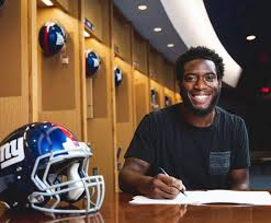 Gamecock linebacker signs with New York Giants - ABC Columbia