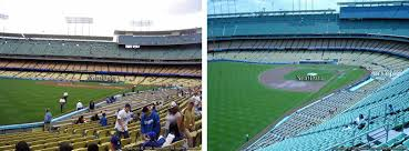 Dodger Stadium Seating Chart With Rows Section 10 Rs Dodger Stadium