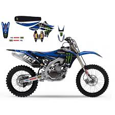 sticker graphics kit with seat cover