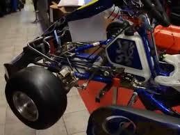 Karting Praga 125 Tm KZ10 - YouTube