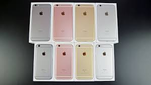 Apple iPhone 6 s plus 128
