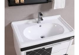 bathroom vanity manufacturers. Popular Japan Ceramic Gray Bathroom Plastic Vanity Cabinet Manufacturers (B-8260) R