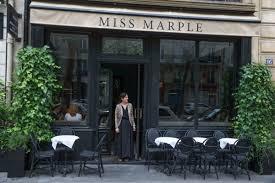 Image result for Miss Marple Paris