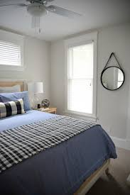 Modern Country Bedrooms The Cottage Diaries Modern Preppy Country Bedroom Rambling