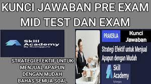 We did not find results for: Kunci Jawaban Soal Pre Exam Mid Test Dan Exam Strategi Efektif Untuk Menjual Apapun Dengan Mudah Cakrawala Rafflesia