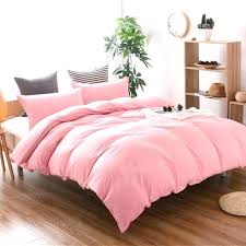 cotton king size duvet cover pink bedding king size duvet cover twin full queen bed linen