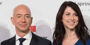 MacKenzie Scott, Jeff Bezos' Ex-Wife ...