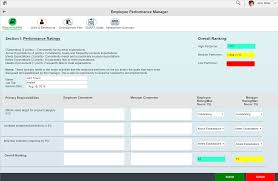 Review Employee Employee Performance Review Ux Extension Sodales Solutions