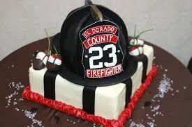 Firefighting Grooms Cake Elegant Cheese Cakes Flickr
