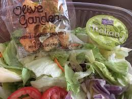 review olive garden to go