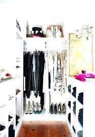 walk in closet ideas diy walk in et ideas walk in ideas fantastic small narrow