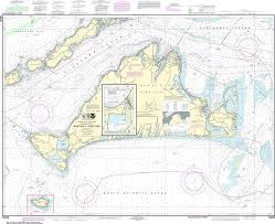 Noaa Nautical Chart 13233 Marthas Vineyard Menemsha Pond