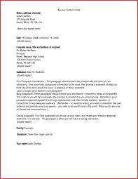Unique Addressing A Letter Format Npfg Online