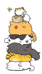 cute anime chibi characters animals. Chibi Animal Cute Tm Vi Google Kawaii Chat Squishy Throughout Anime Characters Animals