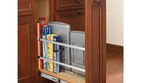 Blind Corner Cabinet Pull Out Shelves Shelf Rev Shelf Blind Corner Quart Plastic Pull Out Trash Can 95