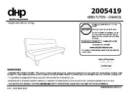 metal arm futon cute mainstays metal arm futon instruction manual metal arm futon frame instructions