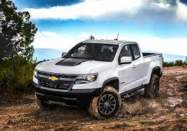 Chevrolet Colorado ZR2 Named Cars.com's Best Pickup Truck of 2018 ...