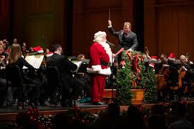 Boston Symphony Hall Holiday Pops Seating Chart Holiday Pops Charleston Gaillard Center