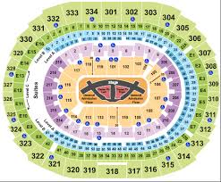 Section Staples Center Online Charts Collection