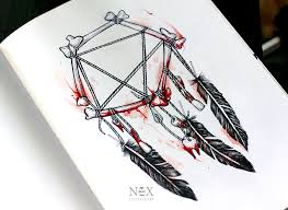 Evil Dream Catcher Evil dreamcatcher by mattynox on DeviantArt 1
