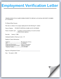Free Printable Employment Verification Form Hunecompany Com