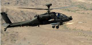 Lockheed Martin Extends Apache Helicopters Capabilities Defense