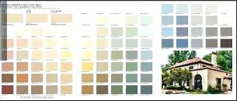Exterior Stucco Color Chart Masonry Paint Colors Primetravels Info