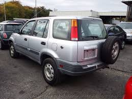 2001 Used Honda CR-V 2WD LX Automatic at Woodbridge Public Auto ...