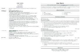 Good And Bad Resume Examples Bad Resume Examples Example Of A Good ...