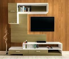 tv wall unit simple designs wood wooden elegant built in units for design led modern kids