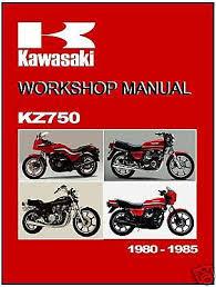 kawasaki work manual kz750 gpz750