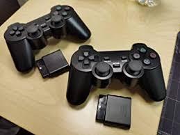 PS2 Wireless <b>Controller 2.4G</b>, Double Shock Dual <b>Vibration</b> Twin ...
