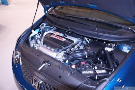 Honda Civic Si Engine Bay Wordplop Reviews News Tutorials