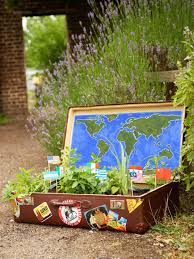 Herb Garden How To Plant An Herb Container Garden Hgtv