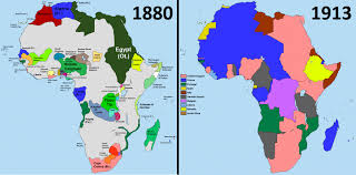 in s extermination program for black africans a template  scramble for africa a comparison of africa in the years 1880 and 1913