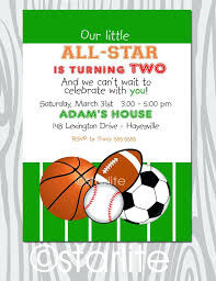 sports themed birthday invitation wording sports banquet invitation