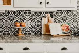 Kitchen Backsplash Installation With Floor Decor House Becomes