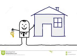 """Résultat de recherche d'images pour """"agent immobilier dessin"""""""