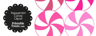pink candy clipart. Exellent Candy Pink And White Peppermint Candy Clipart With P