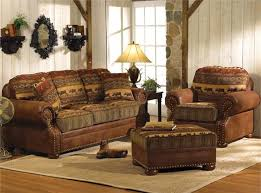 rustic leather living room furniture. Rustic Living Room Furniture Sets Innovative Leather 2 M