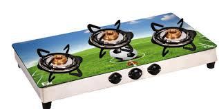 three burner glass top stoves 3 burner glass top cook top manufacturer from new delhi