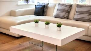 white modern coffee tables large size of living room square marble top coffee table white rectangle